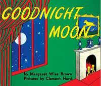 Image of book titled Goodnight Moon by Margaret Wise Brown
