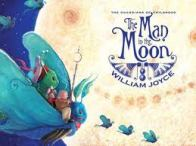 Image of book titled The Man in the Moom by Willia Joyce